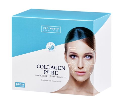 Binella Pro Youth Beauty Plus Collagen Pure 30 Sticks