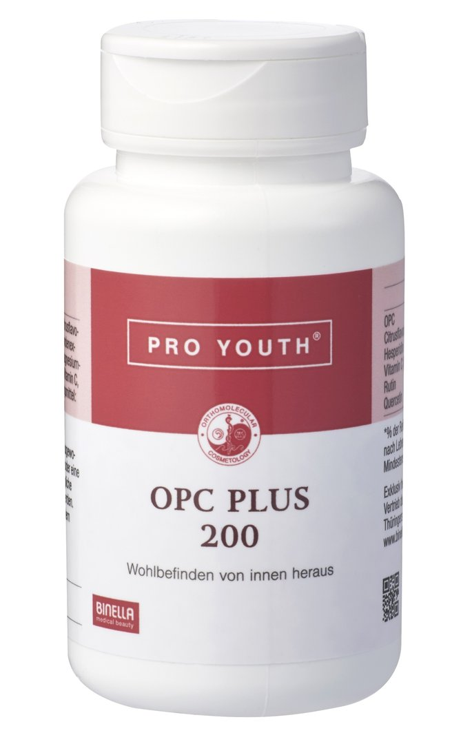 Binella Pro Youth OPC Plus 200  60 Tabletten