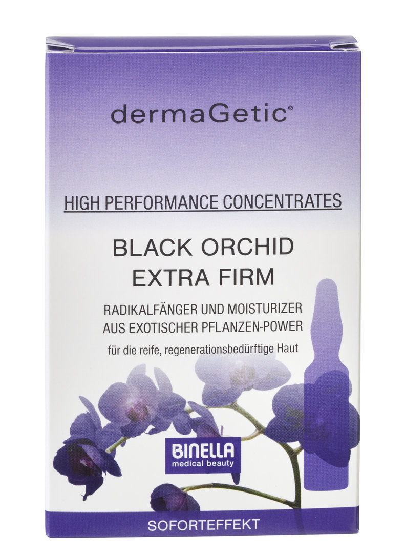 Binella dermaGetic Black Orchid Extra Firm 7x2 ml
