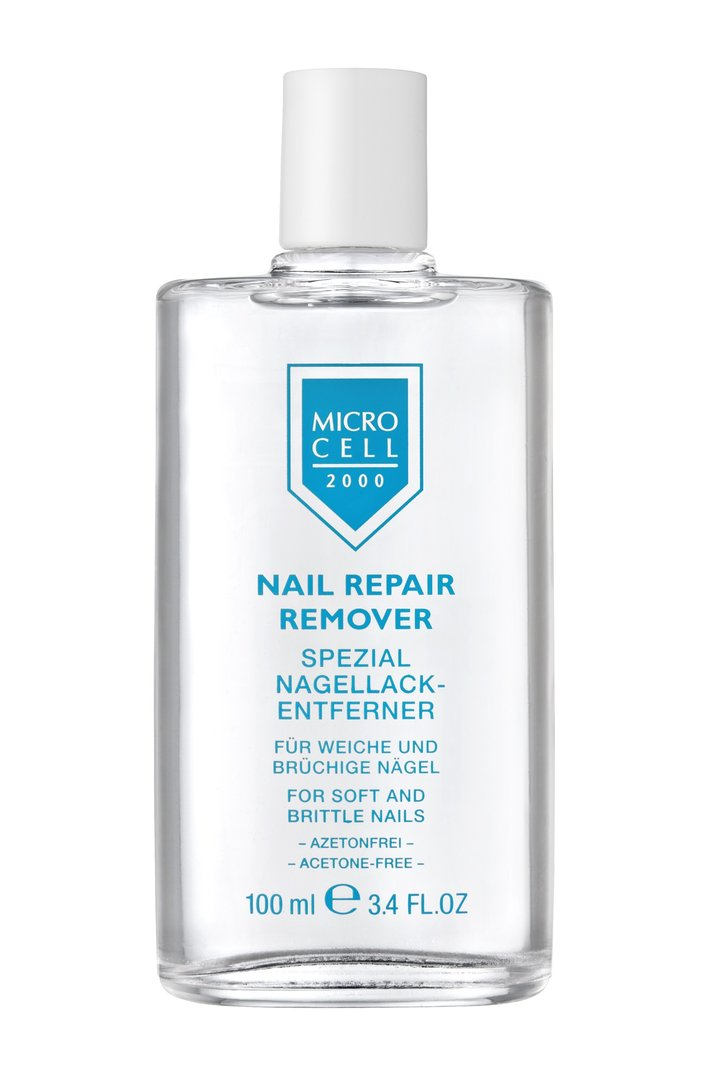 Microcell Nail Repair Remover 100 ml