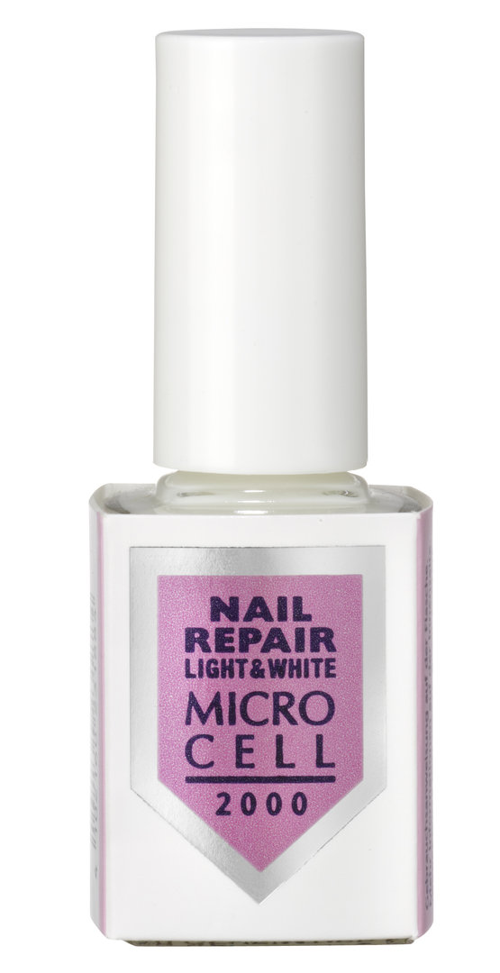 Microcell Nail Repair Light & White 12 ml