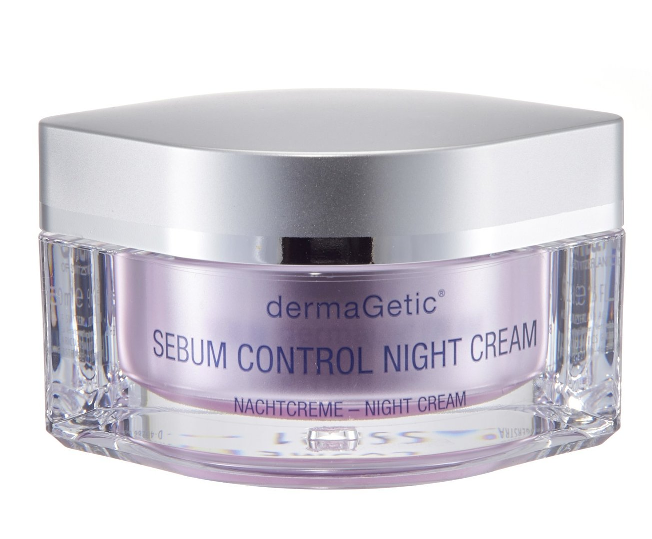 Binella dermaGetic Sebum Control Night Cream 50 ml