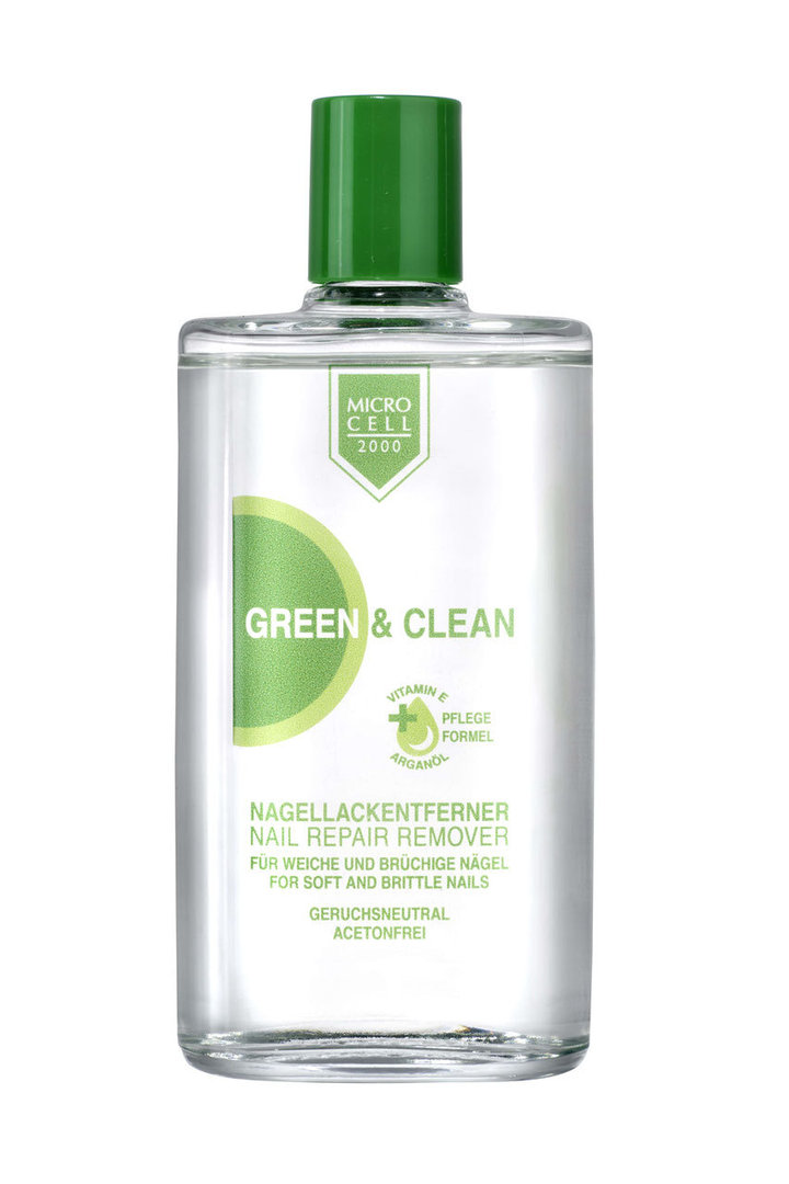 Microcell Green & Clean Nail Repair Remover 100 ml