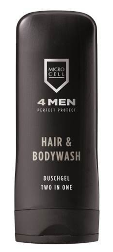 Microcell 4 Men Hair & Bodywash Duschgel 200 ml