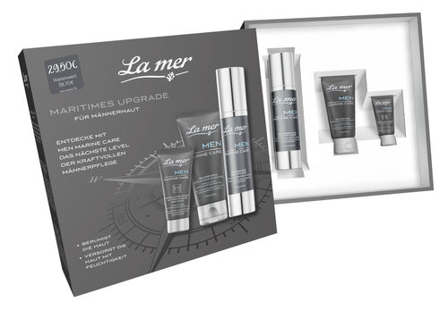 La mer Men Set (After Shave + Duschgel + 24h Pflege)