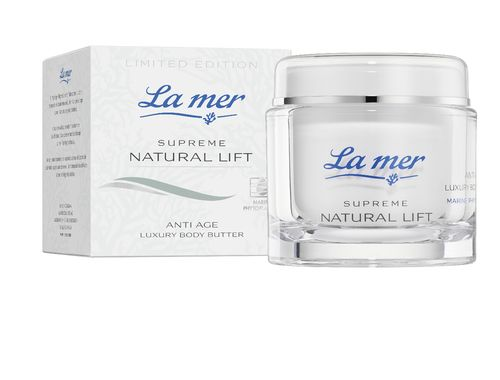 La mer Supreme Natural Lift Anti Age Body Butter 180 ml, mit Parfum