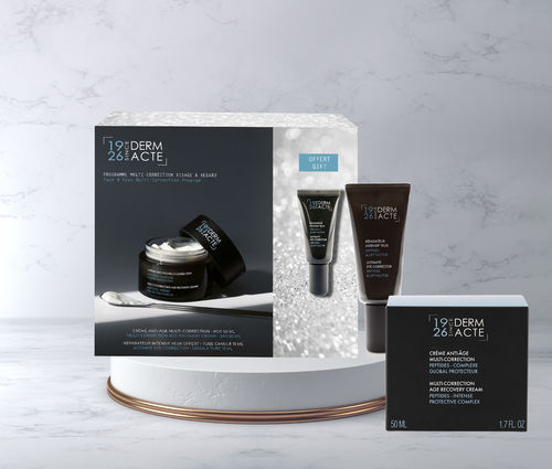 Academie Box Derm Acte Programme Multi-Correction Face & Eyes