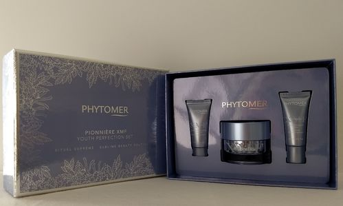 Phytomer Pionnière XMF Youth-Set (Perfection Youth Cream+Cleansing Cream+Radiance Serum)