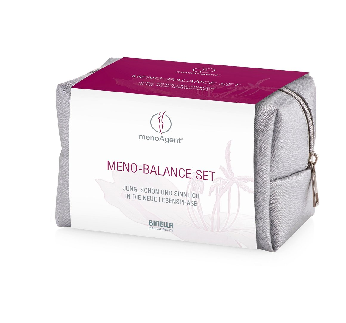Binella menoAgent® Meno-Balance Set (Day+Night+Concentrate)